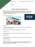La extinción de los peones camineros | Madrid | Madrid - Abc.es
