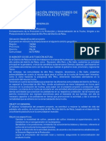 Plan 11739 Programa de Crianza de Truchas 2012