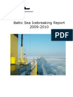 Baltic Icebreaking Management- Joint Annual 2009 2010
