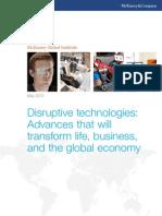 MGI Disruptive Technologies Full Report May2013