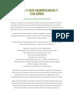 Velas y Sus Significados y Colores