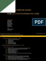 PDU rieradecaldespresentaciofinal-110627135817-phpapp02