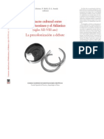 CELESTINO Et Al., Ed. (2008) Contacto Cultural Medit. Atlantico XII-VII ANE