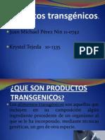 Productos Transgenicos Final Kat