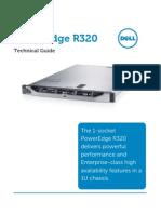 Dell Poweredge r320 Technical Guide