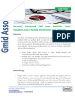 Gmid Associates- SME Loan Portfolio Review