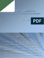 Series de Taylor UFPSO 2013-1 (1)