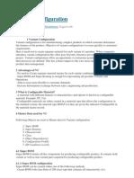 SAP PP Variant Configuration