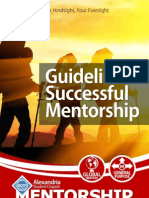 Alexandria ACM Mentorship Program | Guidelines for Successful Mentorship
