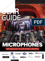 Gear Guide - Microphones