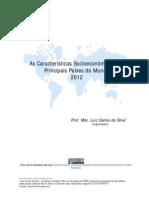 As Características Socioeconômicas dos Países 2012