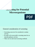 05. Screening for Potential Microorganisms(33)