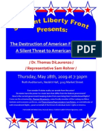 States RightsThe Destruction of American Federalism