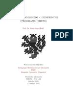 Materialsammlung - Generische Programmierung