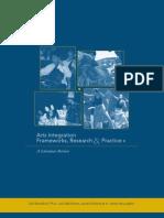 Arts Integration Framework, Research & Practice.pdf