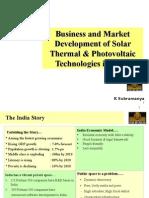 Business and Market Development