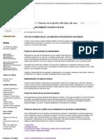 MantenimientoIndustrial - RCM Fase 7 Puesta en Marcha Del Plan de Mantenimiento