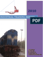 Indian Railways Mechanical Vocational Training Report 2-Haxxo24 I~I