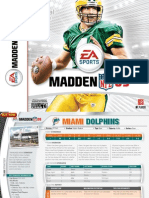 Madden '09 Official Game Guide - Excerpt