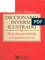 Varios - Diccionario Ilustrado