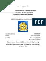 30304668 Pc Based Mobile Robot for Navigation