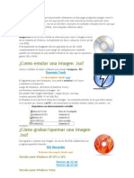 Archivos ISO