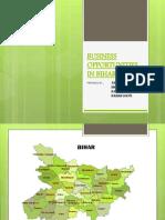 Business Opportunities in Bihar