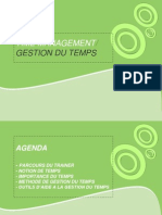 Time Management-session 29 Septembre 2012