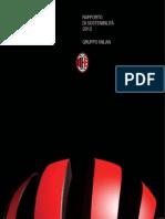 AC Milan Rapporto Sostenibilità 2012