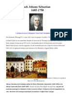 Jean-Sebatien Bach - Bio.org