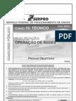 Cespe 2010 Serpro Tecnico Operacao de Redes Prova