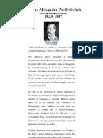 Alexandre Borodine- Bio.org