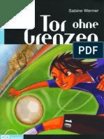 German Graded Reading - Tor ohne Grenzen