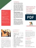Diplomado Actualizacion Tributaria y Contable