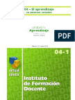 04.IFD Aprendizaje Unidad 1