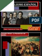 EL REALISMO ESPAÑOL 1850-1900