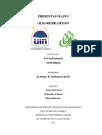 Presentasi Kasus Oligohidramnion
