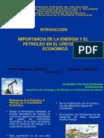 01 Introducción Importancia de la Energía