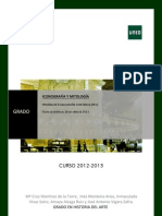 PEC 2012-2013 Iconografia y Mitologia