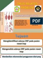 drug related problems anak dengan gizi buruk dan bronkopneumonia