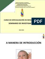 SEMINARIO DE INVESTIGACIÓN I 1RA. PARTE
