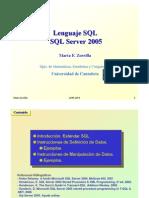 03- Ldd y Lmd - SQL Server