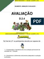 Avaliação - CAP I Secção (Escutismo)