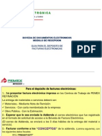 Guia Para El Deposito de Fact Electronicas Nueva Func