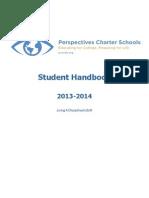 Perspectives 2013-14 Student Handbook
