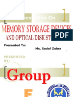 Optical Disk Memory Storage Devices