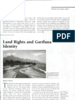 Land Rights and Garifuna Identity