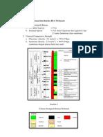 Data Strength Batuan Interburden B2