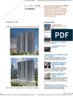 Real Estate Investments in Malaysia_ Freehold Bangsar SouthView Residences by UOA