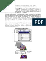 Sistema de Información Gográfica en el Peru.doc